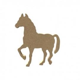 Paard 10 cm