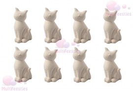 Spaarpot Kat  (8 stuks)
