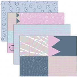 Decoupagepapier, vel 25x35 cm