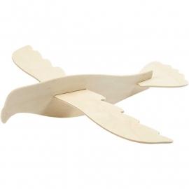Vogel  (26x28 cm)