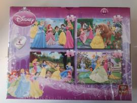 Puzzel Disney Prinsessen