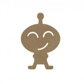 Mars mannetje 2 (15 cm)