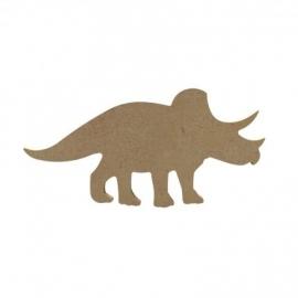 Dinosaurus: Tryceratopse 15 cm