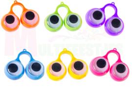 Speelgoedring ogen junior 5,5 x 4 cm