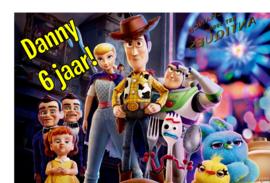 TAARTPRINT: Toy Story 4