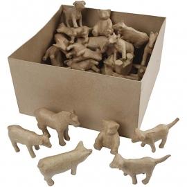Kleine dieren (60 stuks) (GrV)