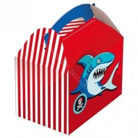Kidsbox / menubox haai