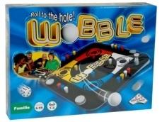 Wobble aktiespel