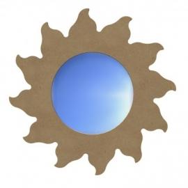 Spiegel Zon  38 cm 12 stralen
