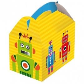 Kidsbox / menubox robot