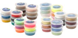 Foam Clay en Silk Clay Combiset 36 x 14 gram