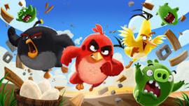 TAARTPRINT: ANGRY BIRDS 2