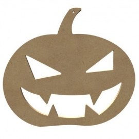 Halloween Pompoen 26 cm
