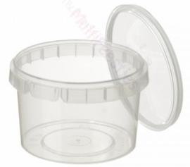 Verzegelbare TE-cup/pot 280 ML (10 STUKS)