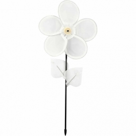 Bloemen windmolen