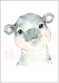 Poster Hippo