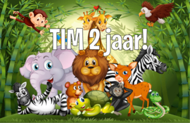 DIEREN JUNGLE