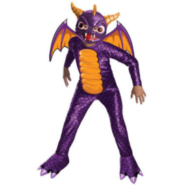 Spyro de Draak Skylanders Pak 3 delig - Kindermaat S