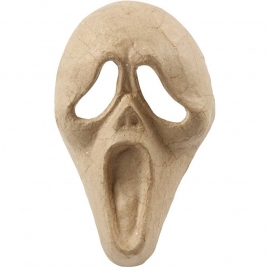 Halloween Masker Scream (Halloween)