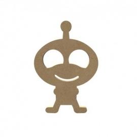 Mars mannetje 1 (15 cm)