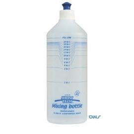 - Mengfles 1 liter. -