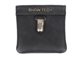 - Show Tech Imitatie lederen Treat Pouch met Clip Card houder -