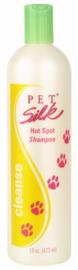 - Pet Silk Hot Spot Shampoo -