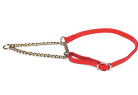 - Halsband Nylon Half Neck Collar -