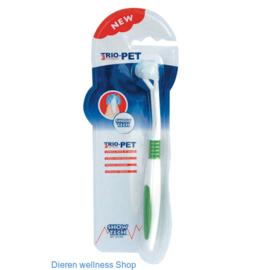 - Tandenborstel met 3 vlakken -