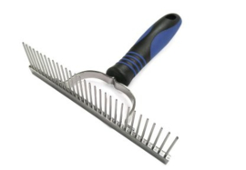 - Rake Comb Large  Grof -
