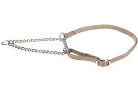 - Halsband Nylon Half check Collar -