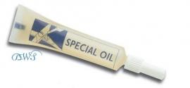- Jaguar scharen olie -