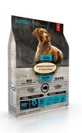 Oven-Baked Tradition hond graanvrij vis 2.27 kg