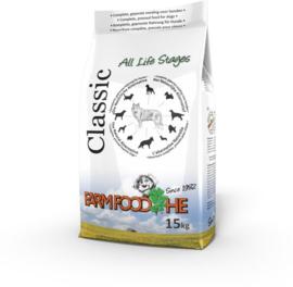 Farm Food HE Classic 4 kg Nu: inclusief Farm Food Fresh Menu pens en hart 125 gr
