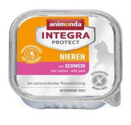 Integra Cat Nieren Pork 16 x 100 gr