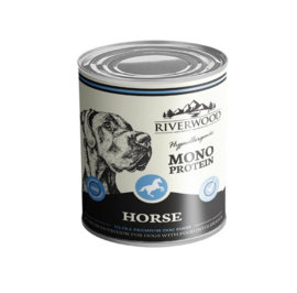 Riverwood natvoer Paard mono proteïne 400 gr