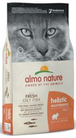 Almo Nature Kat White Fish&Rice 12 kg