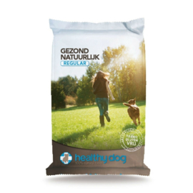 Healthy dog regular Small breed  5kg  ( kleine brokjes)