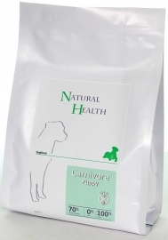 Natural Health Carnivore Puppy 3kg