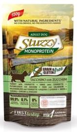 Stuzzy Dog Grain Free MoPr Turkey & Courgette 12 x 150 gr