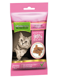 Natures Menu Cat Treats Chicken & Liver - 60 gr.