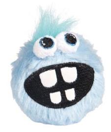 Rogz Grinz Fluffy Pupz Med. Maat:6.5 cm  Keuze uit : 2 kleuren