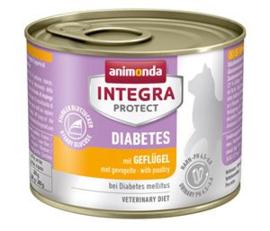 Integra Cat Diabetes Poultry 6 x 200 gr
