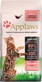 Applaws Chicken & Salmon Adult Brokjes - 2 kg.