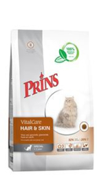 Prins VitalCare  Cat Hair & Skin 10 kg