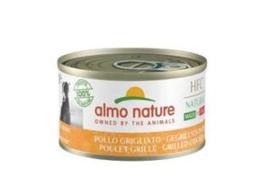 Almo Nature Dog HFC Gegrillde Kip 24 x 95 gr