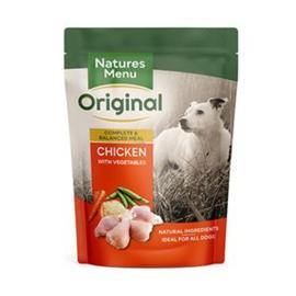 Natures Menu Dog Pouch Chicken - 300 gr