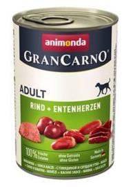 Grancarno Rund+Eendenhart 6 x 400 gr