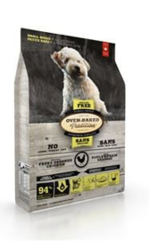 Oven-Baked Tradition hond graanvrij Small Breed kip