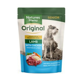 Natures Menu Dog Pouch Senior - 300 gr